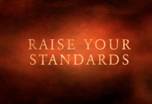raise standards-pda